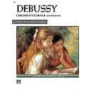 Debussy, Claude - Debussy -- Childrens Corner - For the Piano