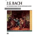 Bach, Johann Sebastian - Bach -- An Introduction To His Keyboard Music
