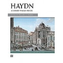 Haydn, Franz Joseph - Haydn -- 12 Short Piano Pieces