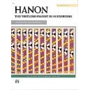 Hanon, Charles Louis - Hanon -- The Virtuoso Pianist - Complete (Smyth-Sewn)