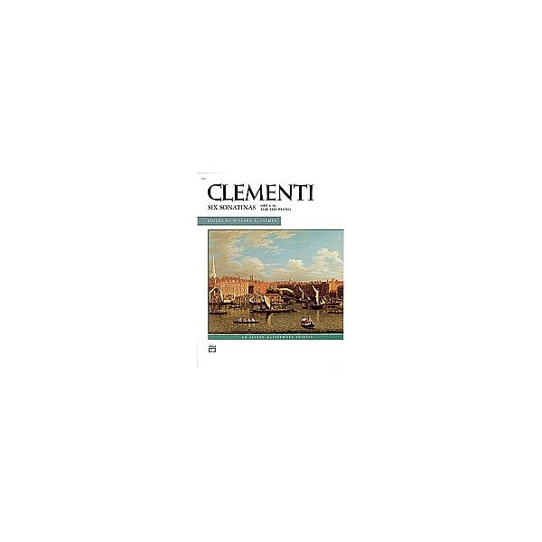 Clementi, Muzio - Clementi -- Six Sonatinas, Op. 36