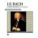 Bach, Johann Sebastian - Bach -- 18 Short Preludes