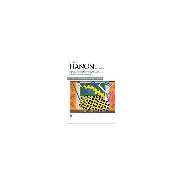 Hanon, Charles Louis - Junior Hanon