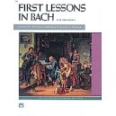 Carroll, W,  - Bach -- First Lessons In Bach