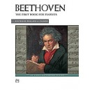Beethoven, Ludwig van - Beethoven -- First Book For Pianists