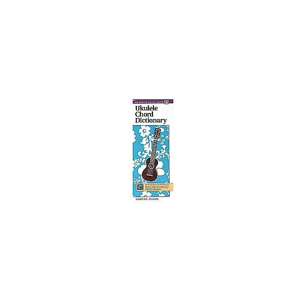 Manus, Morton - Ukulele Chord Dictionary  - Handy Guide