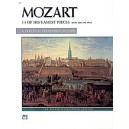 Mozart, Wolfgang Amadeus - Mozart -- 14 Of His Easiest Piano Pieces