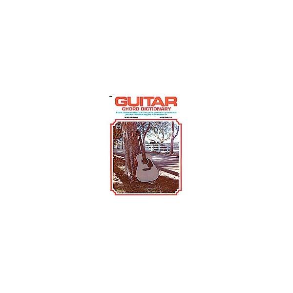 Manus, Morton - Guitar Chord Dictionary