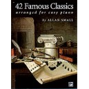 Small, Alan - 42 Famous Classics For Easy Piano