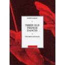 Marin Marais: Three Old French Dances - Marais, Marin (Composer)