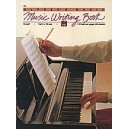 12 Stave Music Writing Book