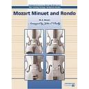 Mozart, W.A, arr. OReilly, J - Mozart Minuet & Rondo
