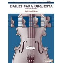 Meyer, Richard - Bailes Para Orquesta (for Two Solo Violins And String Orchestra)