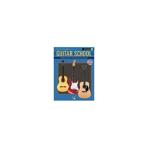 Snyder, Jerry - Jerry Snyders Guitar School, Method Book
