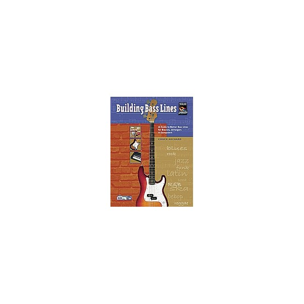 Archard, Chuck - Building Bass Lines