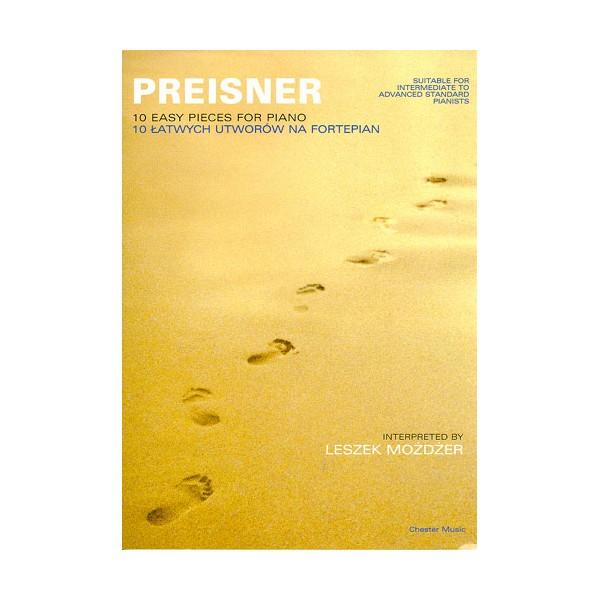 Zbigniew Preisner: 10 Easy Pieces For Piano - Preisner, Zbigniew (Composer)