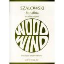 Antoni Szalowski: Sonatina For Clarinet And Piano - Szalowski, Antoni (Artist)