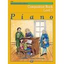 Cisler  - Alfreds Basic Piano Course: Composition Book 3