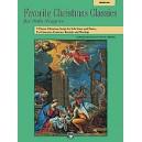 Favorite Christmas Classics For Solo Singers - Medium Low Voice