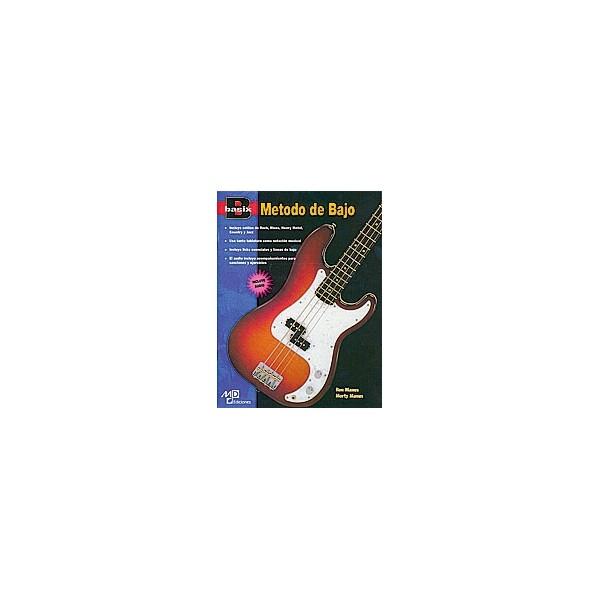 Basix Bass Method - Spanish Language Edition