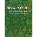Franz Schubert: Complete Chamber Music For Strings - Schubert, Franz (Artist)