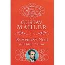 Gustav Mahler: Symphony No.1 (Miniature Score) - Mahler, Gustav (Composer)