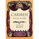 Bizet: Carmen (Vocal Score) - Bizet, Georges (Artist)