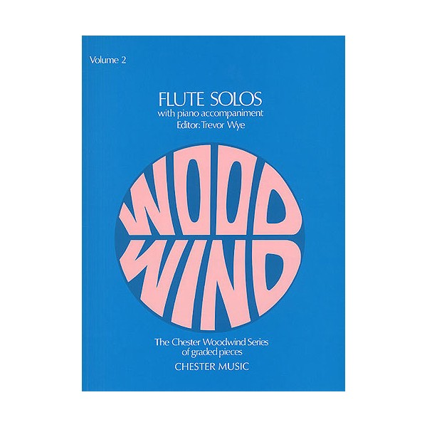 Flute Solos - Volume Two - Wye, Trevor (Editor)