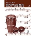 Reed, Ted - Progressive Steps To Bongo And Conga Drum Technique