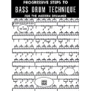 Reed, Ted - Progressive Steps To Bass Drum Technique For The Modern Drummer