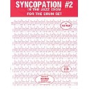 Reed, Ted - Syncopation No. 2 - In the Jazz Idiom for the Drum Set