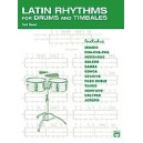 Reed, Ted - Latin Rhythms For Drums And Timbales