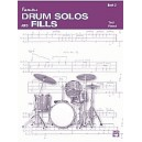 Drum Solos And Fill-ins For The Progressive Drummer