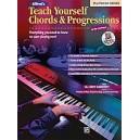 Konowitz, Bert - Alfreds Teach Yourself Chords & Progressions At The Keyboard