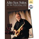 Garson, M,  - Alto Sax Solos For The Performing Artist