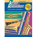 Oreilly, J,  - Accent On Achievement - Piano Acc.