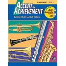 Oreilly, J, - Accent On Achievement - B-Flat Bass Clarinet