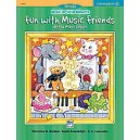 Various - Music For Little Mozarts Coloring Book - Fun with Music Friends at School