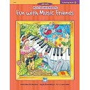 Kowlachyk  - Music For Little Mozarts Coloring Book - Fun with Music Friends