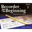 Recorder From The Beginning: Pupils Book 1 - CD Only (Classic Edition) - Pitts, John (Author)