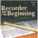 Recorder From The Beginning: Pupils Book 2 CD Only - Pitts, John (Author)