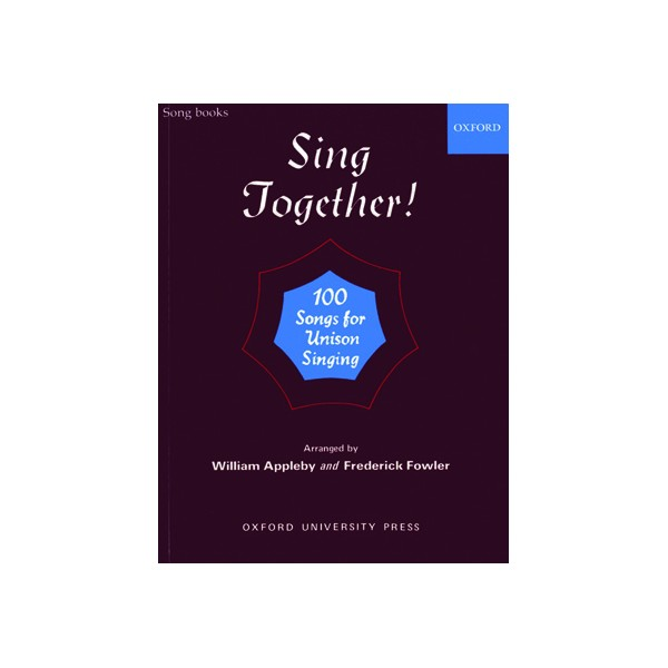 Sing Together - Appleby, William  Fowler, Frederick