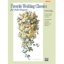 Liebergen, Patrick (ed.) - Favorite Wedding Classics For Solo Singers - Medium Low Voice