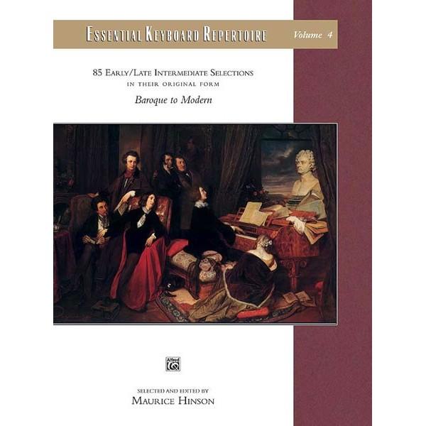 Essential Keyboard Repertoire, Volume 4