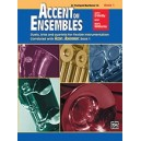 Oreilly, J,  - Accent On Ensembles - Trumpet, Baritone T.C.