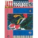 Cunliffe, Bill - Jazz Keyboard Toolbox