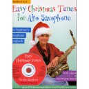Easy Christmas Tunes For Alto Saxophone