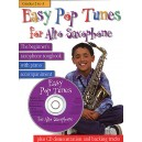 Easy Pop Tunes For Alto Saxophone Grades 2-3