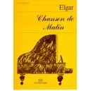 Elgar: Chanson De Matin For Easy Piano - Elgar, Edward (Artist)