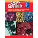 Oreilly, J,  - Accent On Ensembles - Trombone/Baritone B.C.